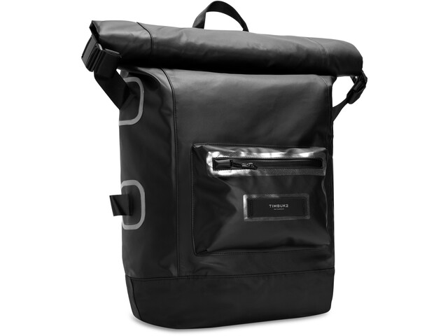 Timbuk2 Especial Shelter Roll Top Backpack jet black